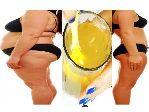 Boil 1 Ingredient and Take This Drink in Morning and Lose your Weight Fast
