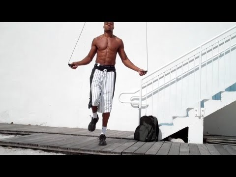 Jumprope Workout For Basketball | Speed Quickness Stamina Conditioning | Dre Baldwin