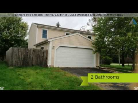 3 Bedroom Homes For Sale in AURORA, IL 60504 in Green Hills Subdivision in School District 204