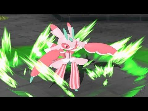 Pokemon Sun and Moon Wi-Fi Battle: Lurantis Boosts! (1080p)