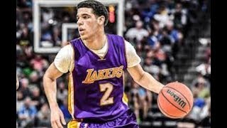 """Lonzo Ball Mix """"First Day Out"""" (Lakers Hype)"""