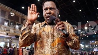 SCOAN 01/01/17: Mass Prayer, Prophecy and Deliverance with TB Joshua