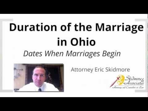 Ohio Divorce Law