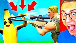 MOST HILARIOUS FORTNITE YOU LAUGH YOU LOSE CHALLENGE!