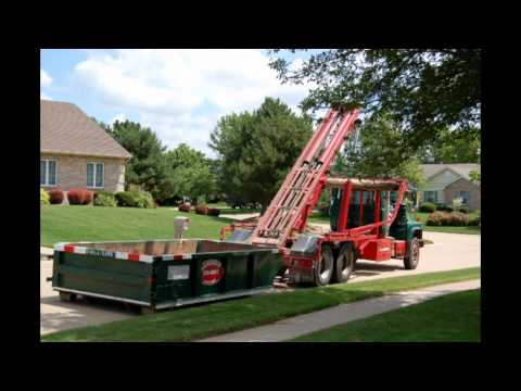 (563) 332-2555 Local Roll Off Dumpster Rental Company