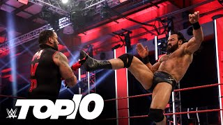 Top 10 Raw moments: WWE Top 10, June 15, 2020