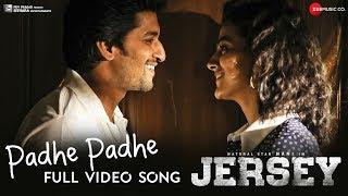 Padhe Padhe - Full Video | Jersey | Nani & Shraddha Srinath | Anirudh Ravichander