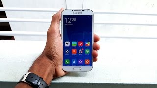 MIUI 8 ROM For Samsung Galaxy S4 GT i9500 - PakVim net HD