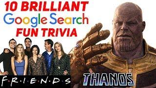 10 Brilliant Google Search Fun Trivia, Easter egg | Simbly Chumma