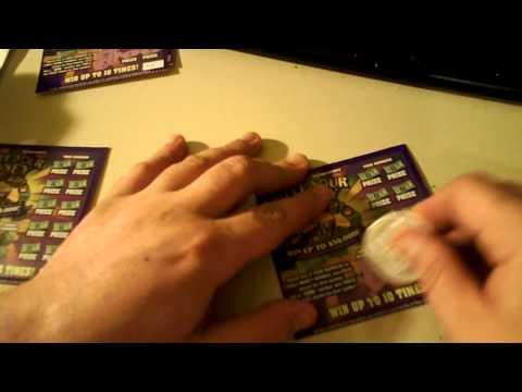 WINNING! Scratch Off Florida Lottery Tickets!