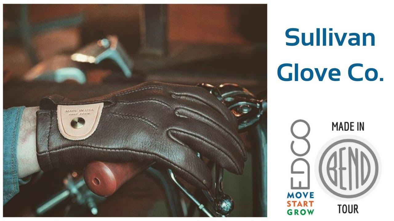 Made in Bend Tour 2020: Sullivan Glove Co