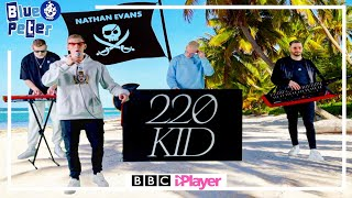 Nathan Evans - Wellerman VIDEO (220 KID & Billen Ted TikTok Remix) | Blue Peter