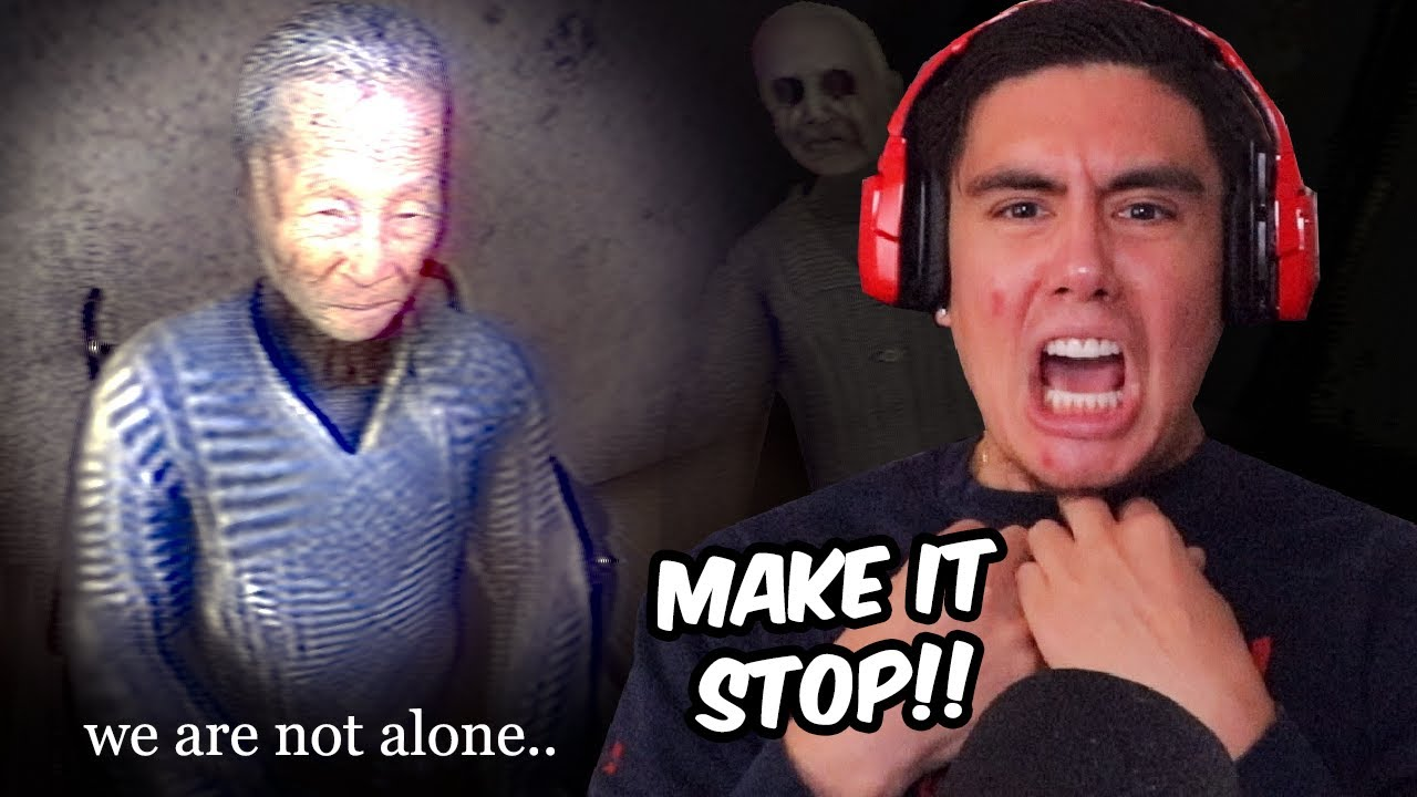 TAKING CARE OF THIS CREEPY OLD MAN IS THE WORST JOB IN THE WORLD  | The Caregiver (Full Game)