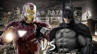 Download Batman vs Iron Man. Épicas Batallas de Rap del Frikismo | Keyblade Video