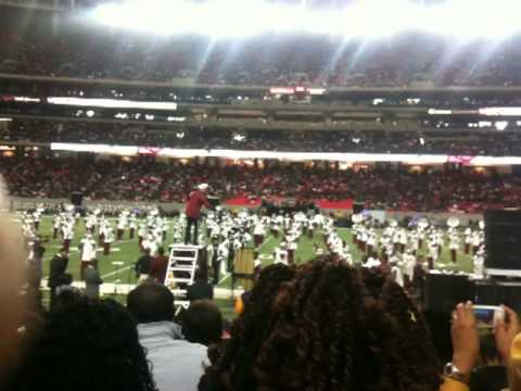 North Carolina Central's Earth Song HBOB 2010