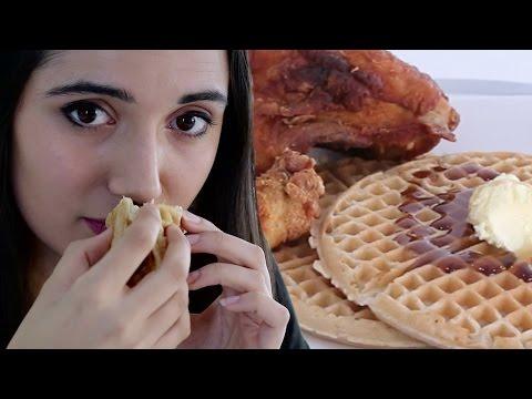 Chicken And Waffles Taste Test