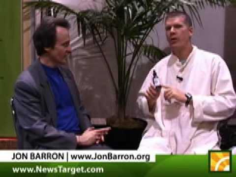 Mike Adams at NaturalNews com Interviews Jon Barron
