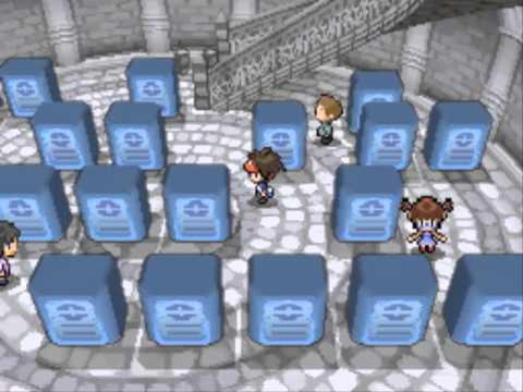 Pokemon Black/White 2 Walkthrough Part 36: Celestial Tower, Home to the Dead