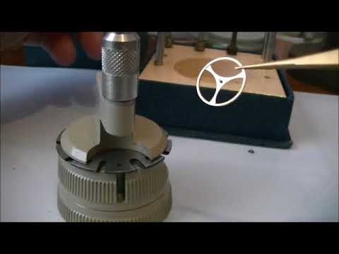 How to Remove Rollers and Balance Staffs using The Platax Tool.