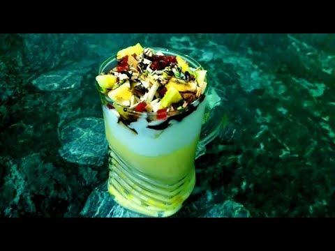 Mango Mastani || Pune's Special Mango Mastani Recipe by Punjabi Cooking