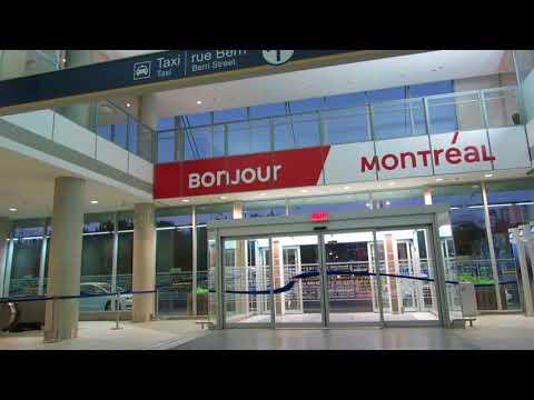 Montreal Greyhound Voyageur