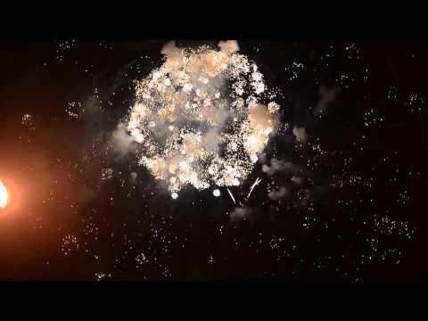 San Francisco Bay Bridge New Years NYE Countdown Fireworks 2015