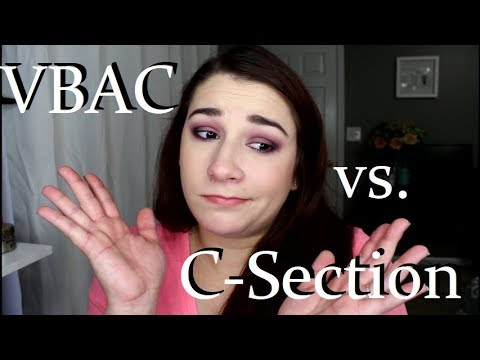 VBAC vs. Repeat C-Section : My Honest Decision Discussion Chat