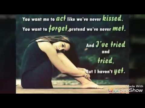 Love failure  depression moments ..