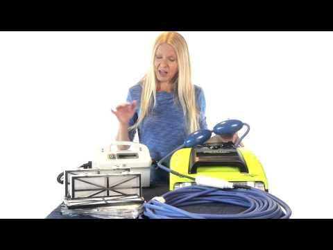 Unboxed: Dolphin Primal X3 Robotic Pool Cleaner Similar to DX3 Nautilus Supreme M3 M300