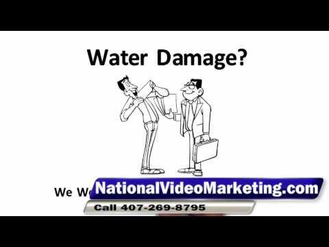 Plumber Video Internet Marketing Advertisement