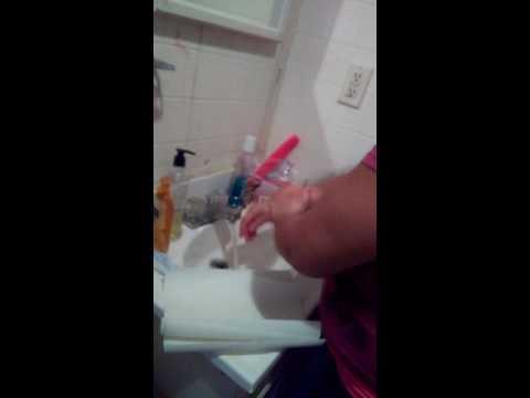 Tcat Nashville skills: doffing, hand washing, apical pulse