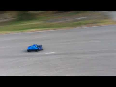 Burnouts with the 2wd Slash LCG Chassis