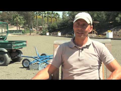 Steffen Peters uses Greystone Areana Rake