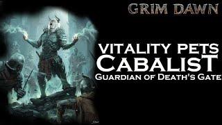 19:07) Grim Dawn Necro Gameplay Video - PlayKindle org