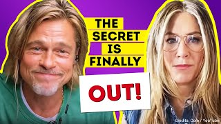 Is Brad Pitt back with Jennifer Aniston? The actor finally revealed the truth