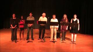 """""""We Are The Champions (Bootzenkatzen)"""" Performed by the UMM A Cappella Group"""