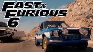Fast and Furious 6 Ford Escort RS2000 BUILD - Forza 4