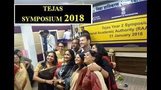 TEJAS SYMPOSIUM Felicitation and Speech by Gauri Puranik British Council