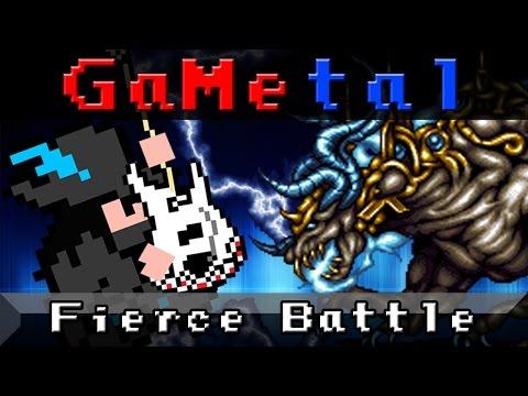 Fierce Battle (Final Fantasy VI) - GaMetal