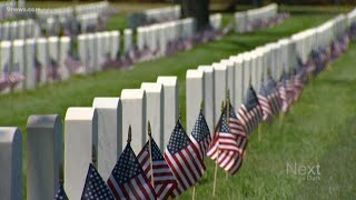 Englewood mom rallies volunteers to place flags at Fort Logan National Cemetery