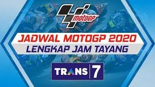 Jadwal MotoGP 2020 Trans7 Lengkap Jam Tayang Live Hari Ini Terbaru