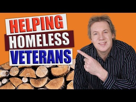 Helping Homeless Veterans: 5 Simple Ways!