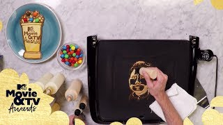 Dr. Dan Makes Chris Pratt Into a Pancake!   2018 MTV Movie & TV Awards