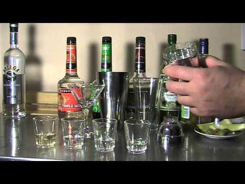 How to Make a Regular Martini
