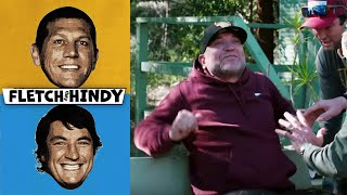 Fletch & Hindy | Gorden Tallis faces his biggest fear...snakes