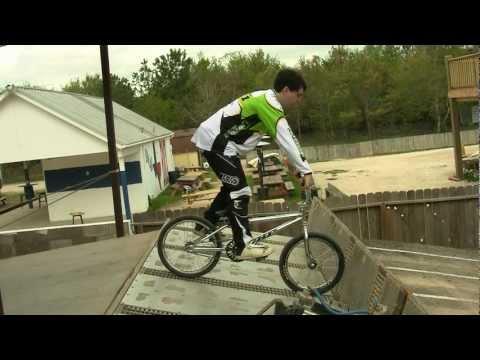 How to race BMX: Gate Start
