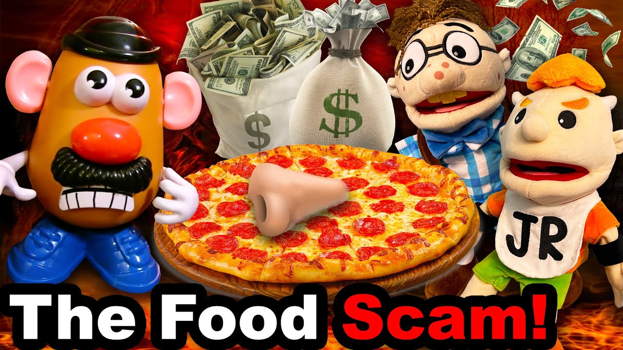 SML Movie: The Food Scam!