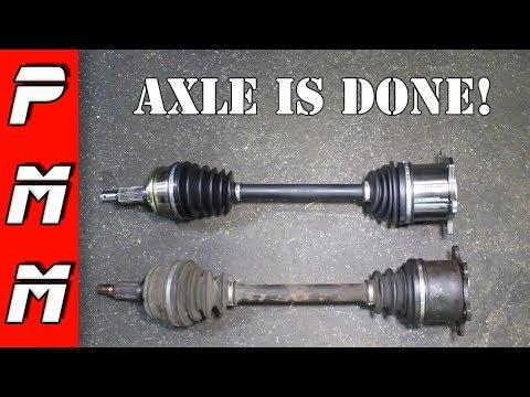 Welded Diff Broke My Axle | Supra CV Axle Replacement 1JZGTE