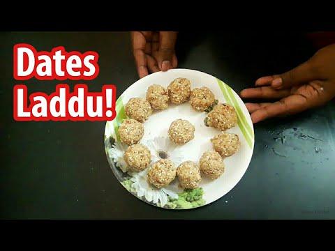 Dates Laddu