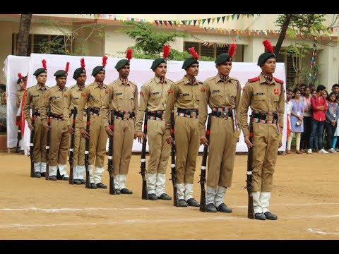 Sathaye College NCC - NCC Day 2017 11 Dec (Edited Version)